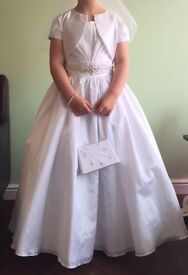 Stunning communion dress