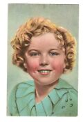 Shirley Temple Color Photo