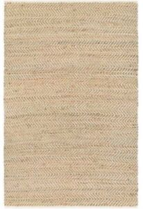 Couristan Nature's Elements Gravity, natural/Tan Area Rug, 4'x6'
