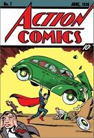 Buying Comic Books