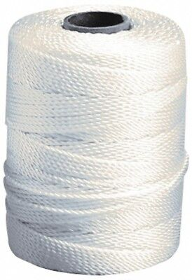 Value Collection #18, Nylon Braided Seine Twine 156 Lbs. Breaking Strength, Y...