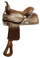 """16"""" Western Saddle+Tack Set ALL Leather~DEAL $399~New+Warranty"""
