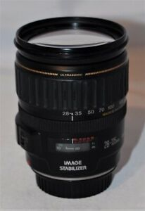 Canon 28-135mm IS