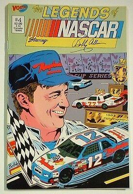 LEGENDS OF NASCAR STARRING: BOBBY ALLISON