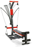 Bowflex PR1000 Home Gym with Puzzle Mat