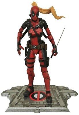 Marvel Select - Lady Deadpool  figur select action Neu