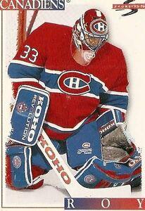1995-96 Score Hockey Set