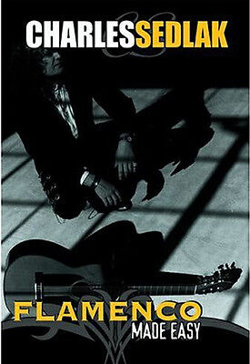 Learn How To Play Flamenco Guitar Lessons Easy For Beginners Video Brand New DVD on Rummage