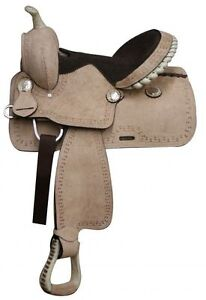 """10"""" 12"""" 13"""" inch Youth Pony Western Saddle Leather New $297 DEAL London Ontario image 5"""