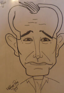 CARICATURE Artist Available for Parties and Events.. St. John's Newfoundland image 8