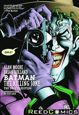 BATMAN THE KILLING JOKE SPECIAL EDITION HARDCOVER New Hardback by Alan Moore