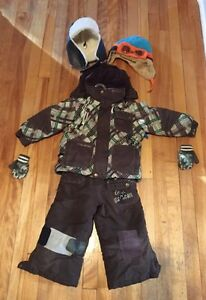 Toddler 3T snow suits