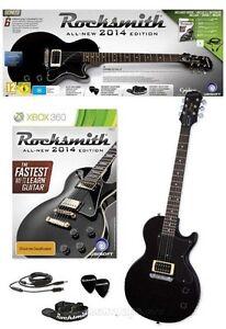 Rock Smith Xbox 360 (les Paul Jr guitar)