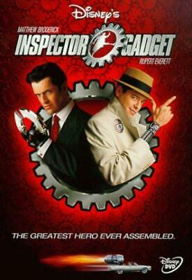 Inspector Gadget (DVD) NEW