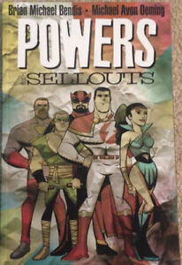 Powers Sellouts- Adult Graphic Novel- Volume 6 -Soft cover London Ontario image 1