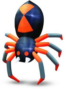 5' Airblown Airflowz Sky Spider Halloween Inflatable (Halloween Airblown Inflatables)