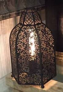 Stunning Charcoal Metal Lamp Thirroul Wollongong Area Preview
