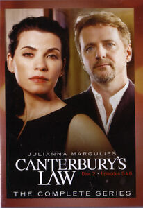 Canterbury's Law: The Complete Series DVD London Ontario image 1