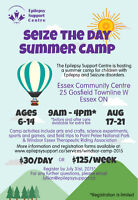 Volunteer Camp Counsellors Wanted