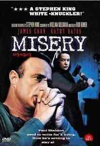 Misery (1990) New Sealed DVD Kathy Bates DVD