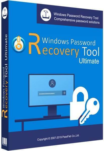 Windows Password Recovery Tool Ultimate > Fast Delivery > Lifetime Activation