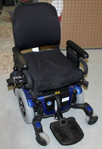 Quantum 600 Electric Wheelchair - as NEW