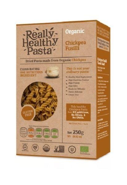 Really Healthy Pasta Chickpea Fusilli - 250g