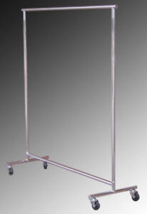 Clothing racks,hangers (new/used) large selection 416 930-4859