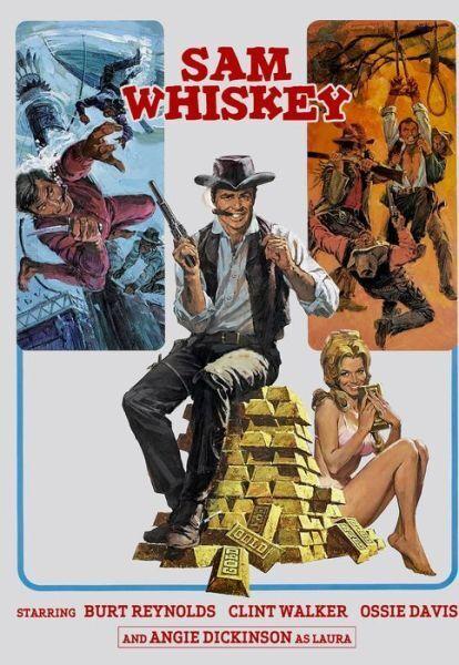 SAM WHISKEY - DVD - Region 1 - Sealed