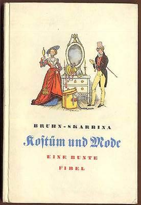 Mode Und Kostüm Geschichte (Deutschland Mode Kostüm und Kleidung Kultur Geschichte kleine Fibel 1938)