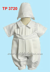 Boy Baptism Outfit, Baptism Gown & Christening Dress