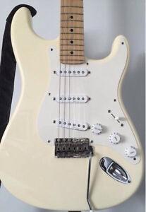 Fender Stratocaster Eric Clapton signature 2005. Pas d'échange