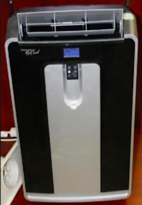 Climatiseur Portable+Déshumidificateur- 14,000 BTU** *HAIER**
