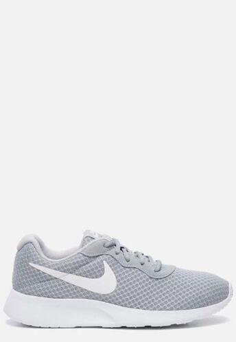 €10,- korting! Nike Tanjun sneakers grijs | Maat 45