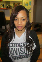 Prof. Full Weave or Tracks 50$ Avail. 4 Same Day 438-998-4360