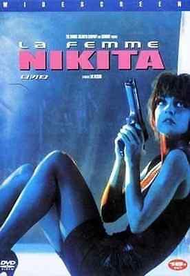 Nikita / La Femme Nikita (1990) New Sealed DVD Anne Parillaud