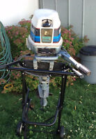 Evinrude Outboard Motor 25HP