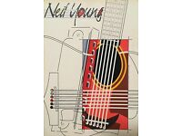 Original Hand Drawn Illustration Poster Design Concept (1985)