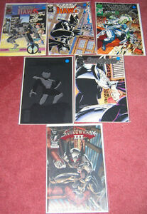 Shadowhawk - Image comics (6 comics) Cambridge Kitchener Area image 1