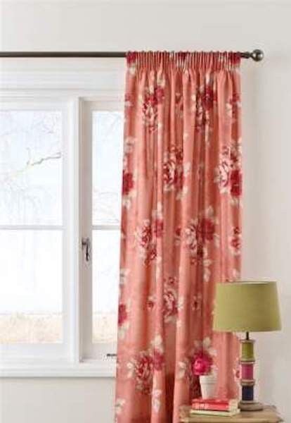 Long Pair of Curtains from Next, in perfect condition