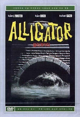 Alligator (1980) New Sealed DVD Lewis Teague