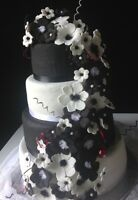 Almost Heaven Wedding in Cakes