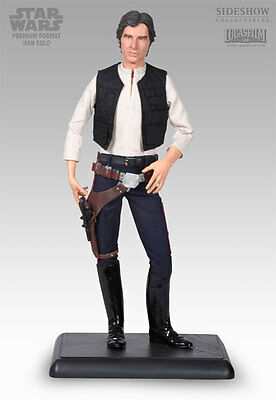 HAN SOLO >> PREMIUM FORMAT Figure >> Sideshow >> Star Wars Ep 4 > MIB > AWESOME!
