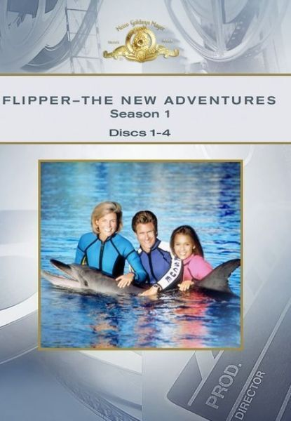 Flipper : The New Adventures - 1 (11 disc set) -  Region Free DVD - Sealed