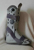 new inflatable cast used only 3 days asking $99.00