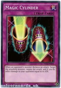 YS14-ENA14 Magic Cylinder 1st Edition Mint YuGiOh Card
