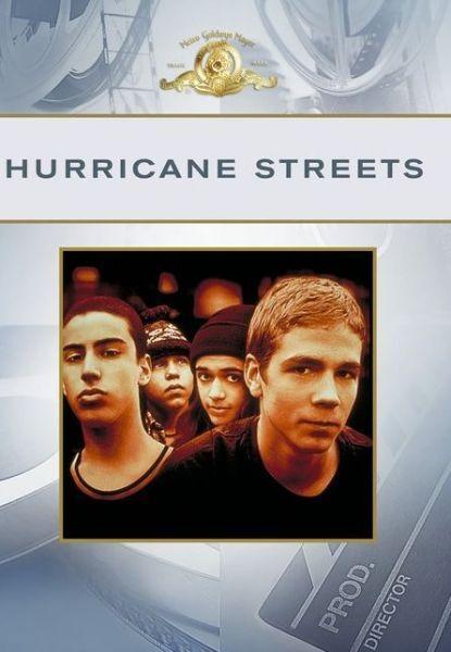 Hurricane Streets - Region Free DVD - Sealed