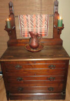 **CHRISTMAS SPECIAL**Country Chic/Rustic Empire Dresser