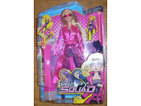 Barbie Spy Squad Secret Agent Doll, new in a bit tatty box. Christmas..
