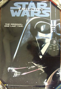 Star Wars Promo Posters